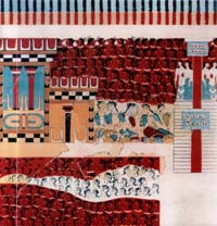 Arena, Palace at Knossos
